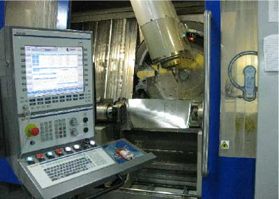 4-axis Horizontal Milling Centers